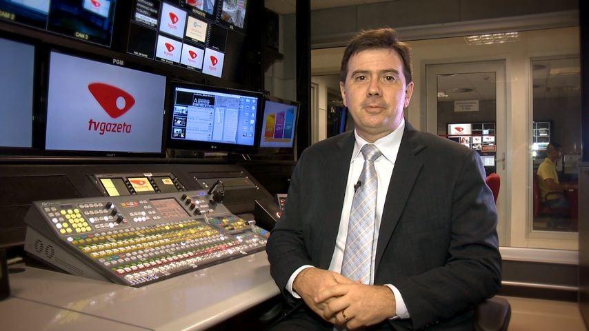 Gilberto Sudré (Foto: Divulgação/ TV Gazeta)