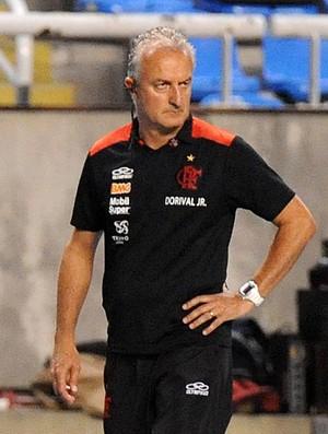 Dorival Junior Flamengo x Botafogo (Foto: Alexandre Vidal / Fla imagem)