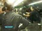 Dois seguem detidos após ato contra aumento da tarifa; 6 foram liberados