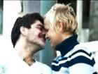 Junno posta foto com Xuxa e se declara: 'Amo demais'