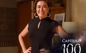 Lilia Cabral elogia Maria Marta e torce para ela ficar com José Alfredo: 'Ainda o ama'