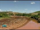 Produção de café é ameaçada pela seca em Vila Valério, ES