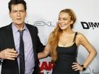 Lindsay Lohan atrasa meia hora para tapete vermelho e culpa dentista