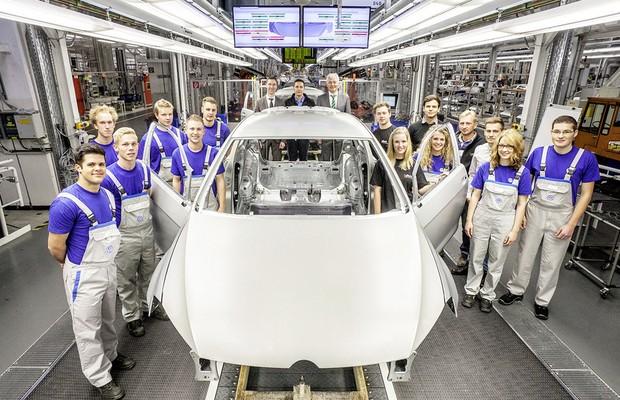 Projeto Volkswagen Worthersee GTI (Foto: Divulgação)