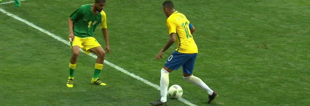 Brasil x África do Sul - Jogos Olímpicos - Futebol masculino 2016 ... 592b2c3890972