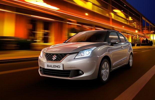 Suzuki Baleno, novo hatch compacto que será apresentado em Frankfurt (Foto: Divulgação)