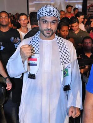 Haidar Kasem Alkadomi, promotor do HCC (Foto: Divulgação/Arquivo Pessoal)