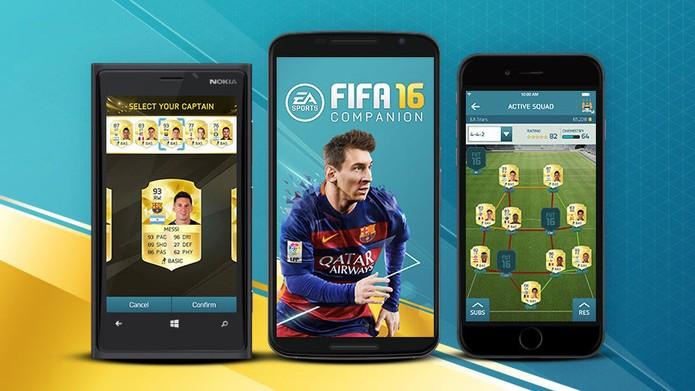 Como fazer download do Companion App de Fifa 16 (Foto: Divulgação/EA Sports)