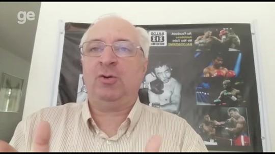 Ex-campeão mundial, novo técnico tentará tornar Esquiva Falcão mais agressivo