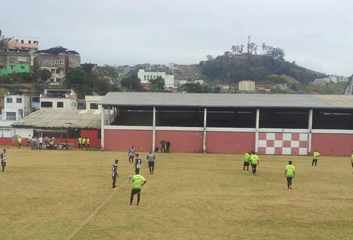 Tupynambás x Athletic amistoso Juiz de Fora  (Foto: Tupynambás FC)