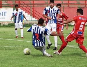 Atlético Paranavaí x Nacional-PR realizam amistoso (Foto: Divulgação / Site oficial do Atlético Clube Paranavaí)