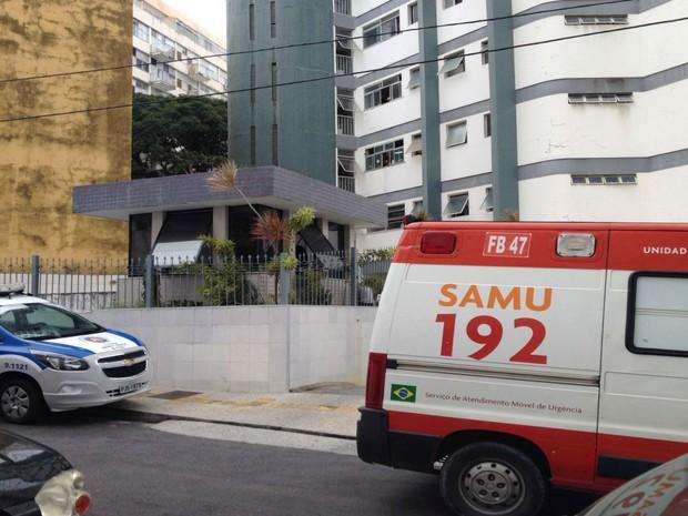 Mulheres foram encontradas em apartamento na Graça, em Salvador (Foto: Henrique Mendes / G1)