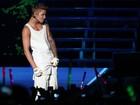 Justin Bieber se apresenta em São Paulo