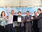Dilma Rousseff implanta Projeto Carnalita em Sergipe