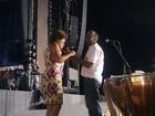 Ensaio para abertura adianta clima de carnaval no Marco Zero do Recife