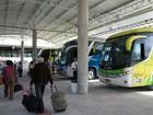 Mais de 20 mil pessoas devem viajar de ônibus para passar a virada de ano