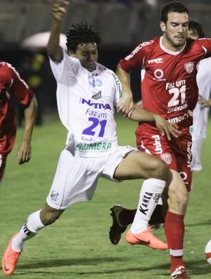 Romarinho Bragantino x Mogi Mirim (Foto: Luis Moura / Ag. Estado)