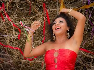 Sandra Belê faz show neste domingo (13) no Sesc de Piracicaba (Foto: Fabi Veloso)