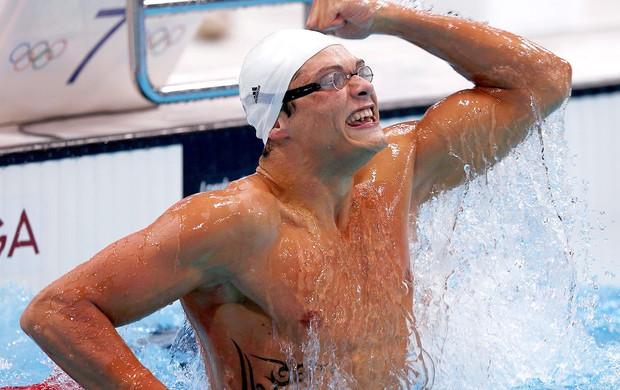 Florent Manaudou, natação, 50m Final (Foto: Agência Reuters)