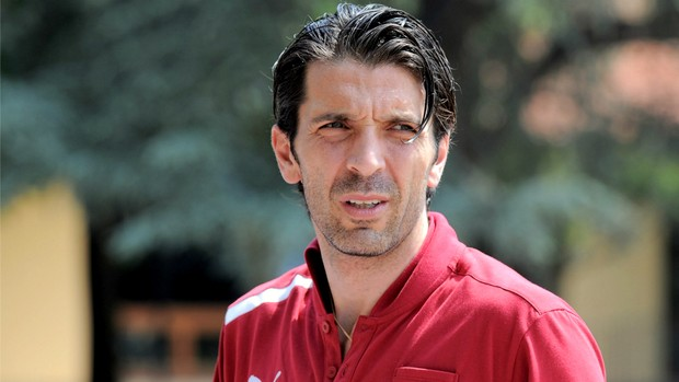 Gianluigi Buffon It&#225;lia (Foto: Getty Images)