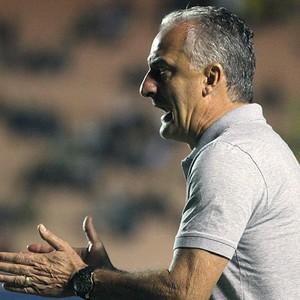 Dorival Junior jogo Goiás e Vasco (Foto: Marcelo Sadio / Site do Vasco)
