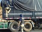 PRF flagra 40 caminhões com 600 toneladas a mais que o permitido no PI