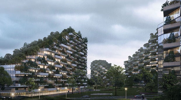 China planeja construir 285 cidades sustentáveis (Foto: Divulgação)