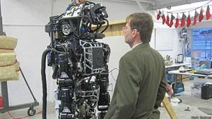 Gubrud trabalha há 25 anos com organização que luta contra armas robóticas (Foto: Mark Gubrud)