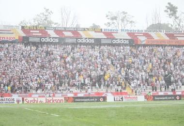 Estádio Santa Cruz (Foto: Cleiton Carvalho/ Ag Botafogo)