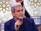 André Marques revela acidente doméstico que deixou seu cabelo cinza