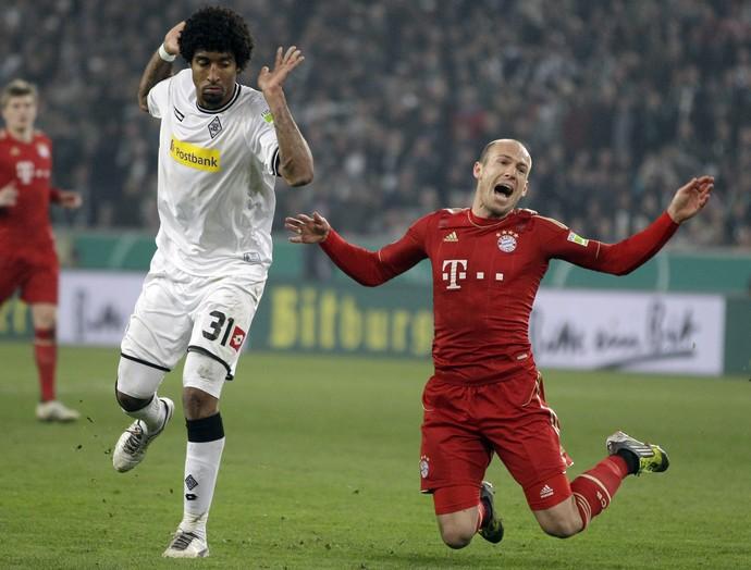 Dante Robben Bayern (Foto: AP)