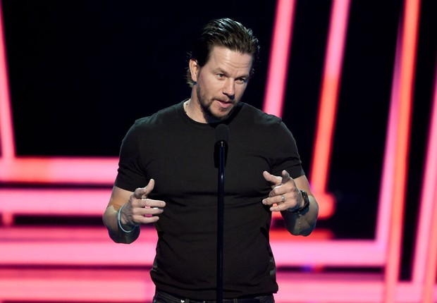 Mark Wahlberg no MTV Movie And TV Awards 2017 (Foto: Kevin Winter/Getty Images)