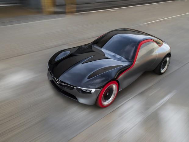Opel GT Concept (Foto: Divulgação)