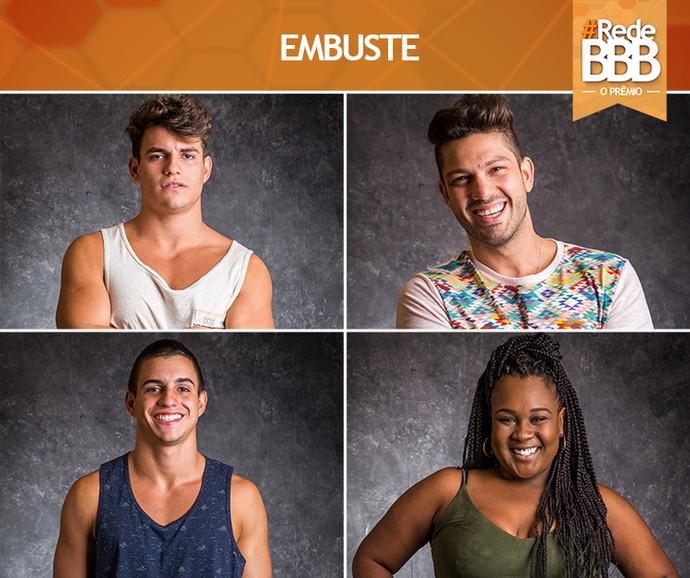 Prêmio #RedeBBB (Foto: Reprodução)