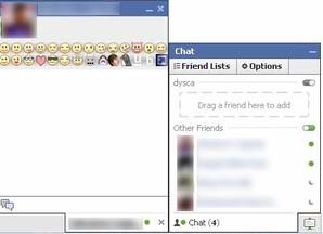 Facebook ChatBar +