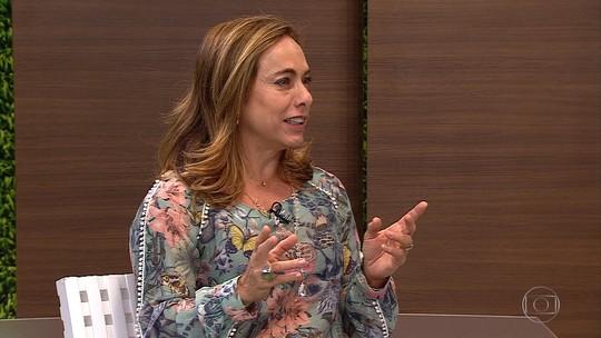 Cissa Guimarães apresenta peça 'Doidas e Santas' em Belo Horizonte