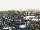 Detran leiloa mais de 350 veículos apreendidos na região bragantina
