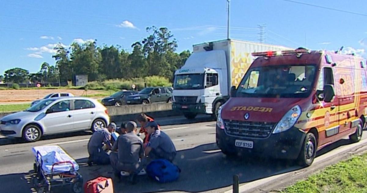 Número de acidentes na Via Dutra cai no trecho do Vale do Paraíba ... - Globo.com