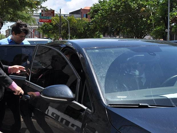 João Eduardo de Oliveira também é suspeito de participação no esquema criminoso (Foto: Emanuel Amaral/Tribuna do Norte)