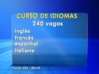 Unesp de Rio Preto oferece cursos de idiomas gratuitos