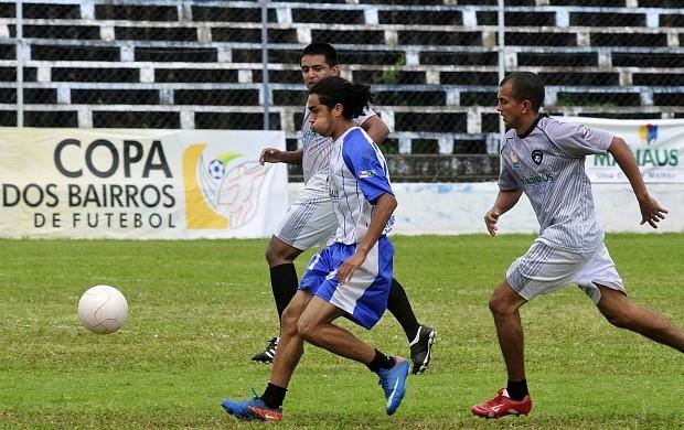 Copa dos Bairros, Manaus (Foto: Antônio Lima/Semdej)