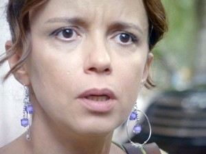 Lorraine fica chocada ao ver Pedro (Foto: TV Globo)