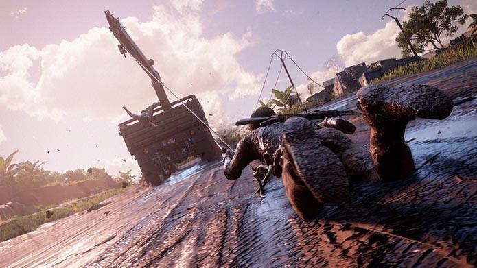 Uncharted 4 é um dos destaques do PS4 (Foto: Divulgação/Sony)