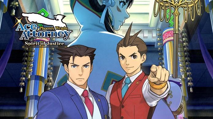 Phoenix Wright: Ace Attorney - Spirit of Justice (Foto: Divulgação/Capcom)