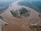 Fortes chuvas deixam mortos e milhares de desabrigados na China