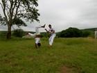Grupo promove oficinas e palestras sobre capoeira em Taquarana, AL