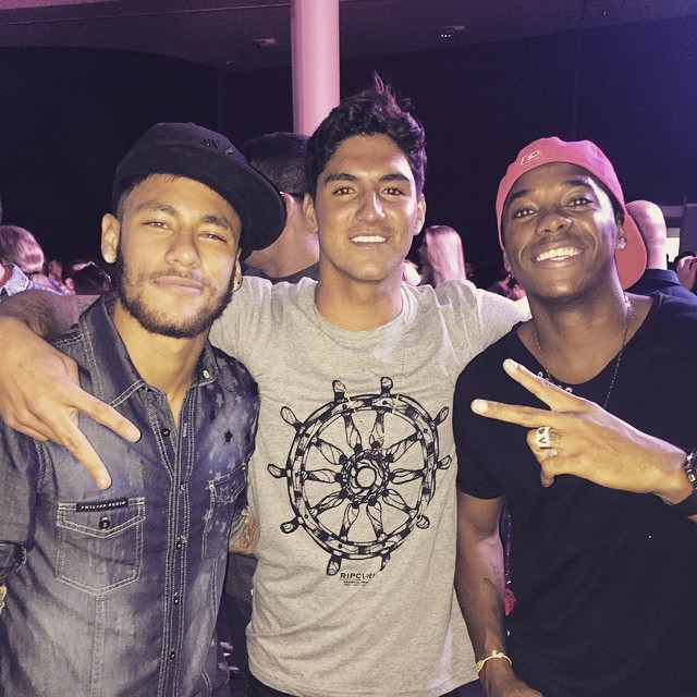 Robinho Neymar Medina