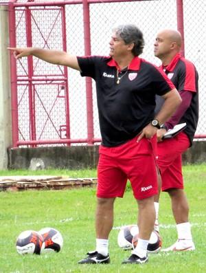 Marcelo Veiga Treinador Técnico Mogi Mirim Sapo (Foto: Marcelo Gotti / Mogi Mirim EC)