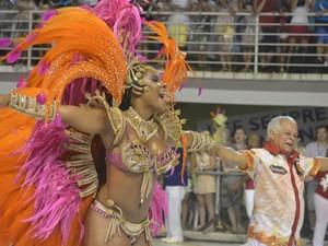 MUG venceu o carnaval de Vitória 2015 (Foto: Fernando Madeira/ A Gazeta)