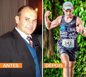 EuAtleta Minha História Jonathan antes e depois_2 (Foto: Eu Atleta)